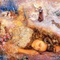 Волшебное время: пора загадывать сны