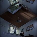 Иллюстрация о том, что сон далжен быть комфортным
