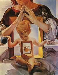 Картина Дали иллюстрирует сны о теле