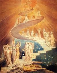Сон Иакова о лестнице между небом и землей