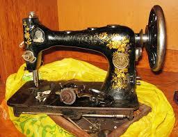 Швейная машика приснилась изобретателю