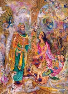 Сны в культуре: царь Соломон.