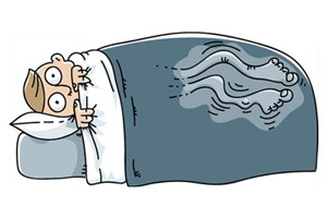 sonnik: синдром беспокойных ног во сне