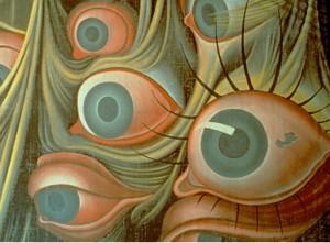 Движение глаз во время сновидения