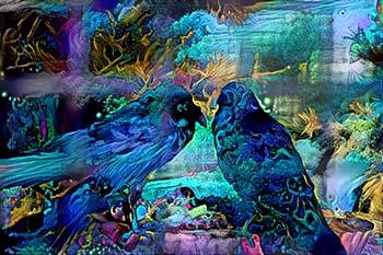 К чему снятся птицы, зяблики, амади
